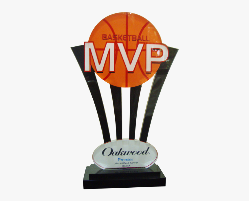 Acrylic Basketball Trophy Design Mvp, HD Png Download, Free Download