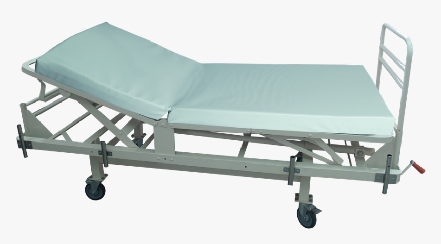Hospital Bed Png Front View, Transparent Png, Free Download