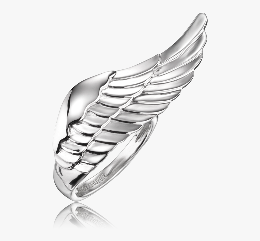Silver Wing Logo Png, Transparent Png, Free Download