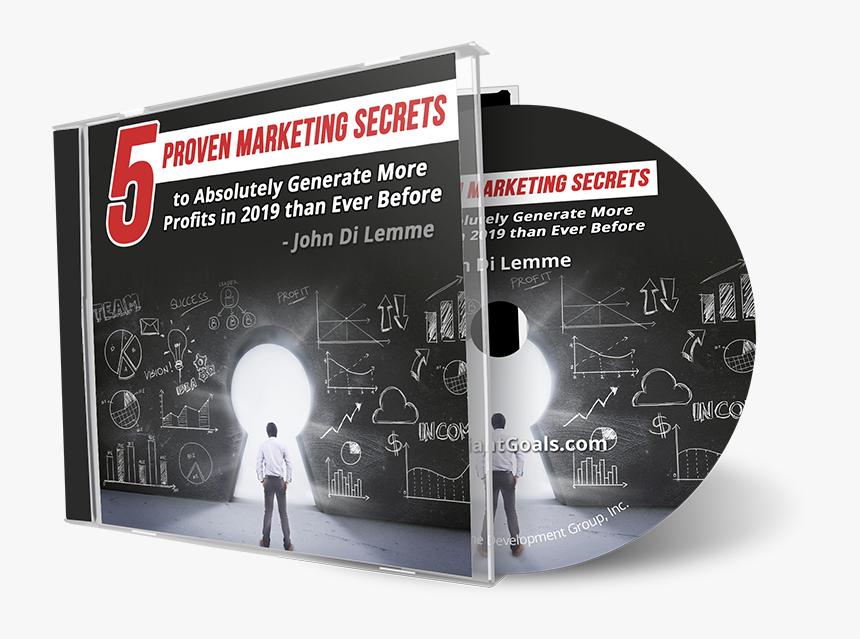 5 Proven Marketing Secrets - Album Cover, HD Png Download, Free Download