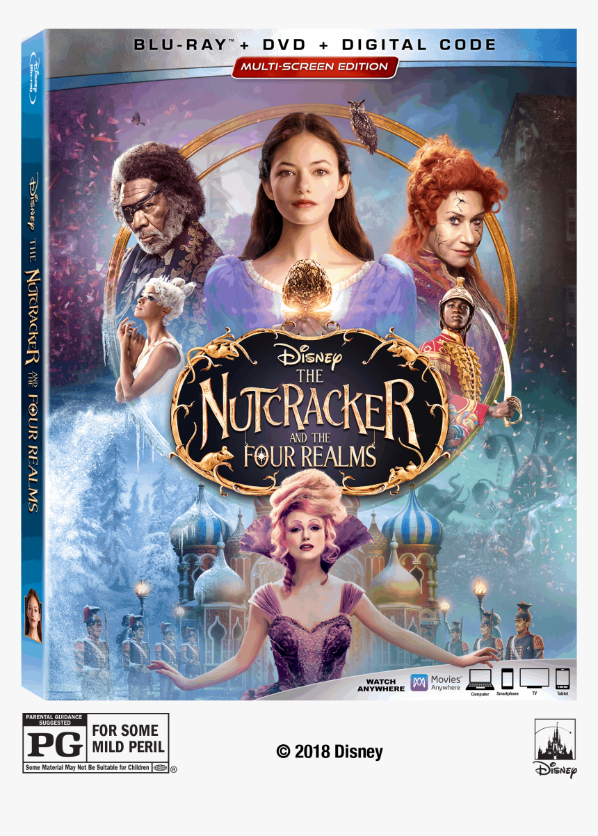 Nutcracker And The Four Realms, HD Png Download, Free Download