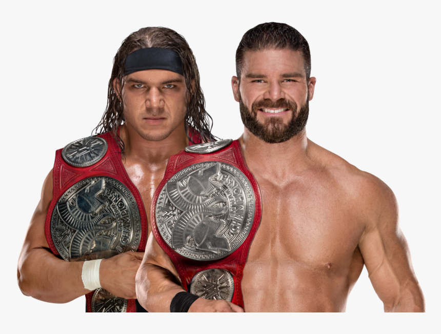 Bobby Roode Raw Tag Team Champion, HD Png Download, Free Download