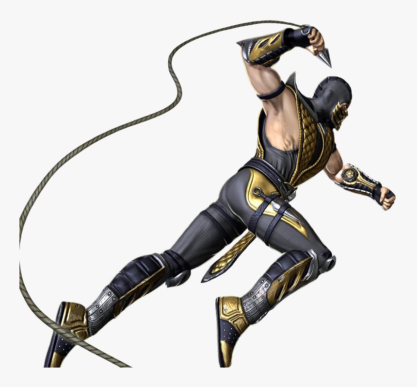 Mortal Kombat Vs Dc Universe Png Mortal Kombat Vs Dc Scorpion