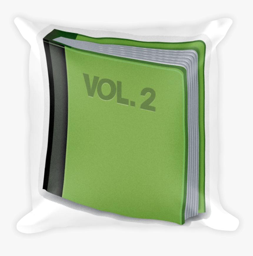 Transparent Emoji Book Png - Cushion, Png Download, Free Download