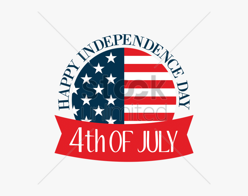 Canadian American Flag Heart Clipart United States - Happy 4th Of July Independence Day Transparent, HD Png Download, Free Download