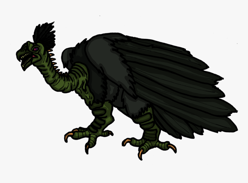 Iconic Characters Of Horror Fiction - Deviantart Kaiju, HD Png Download, Free Download