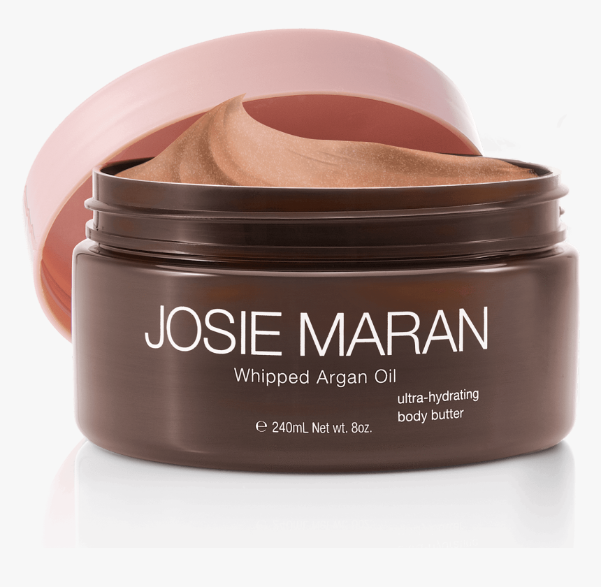 """Whipped Argan Oil Illuminizing Body Butter""""  Data Variant=""""whipped - Josie Maran Body Butter, HD Png Download, Free Download"""