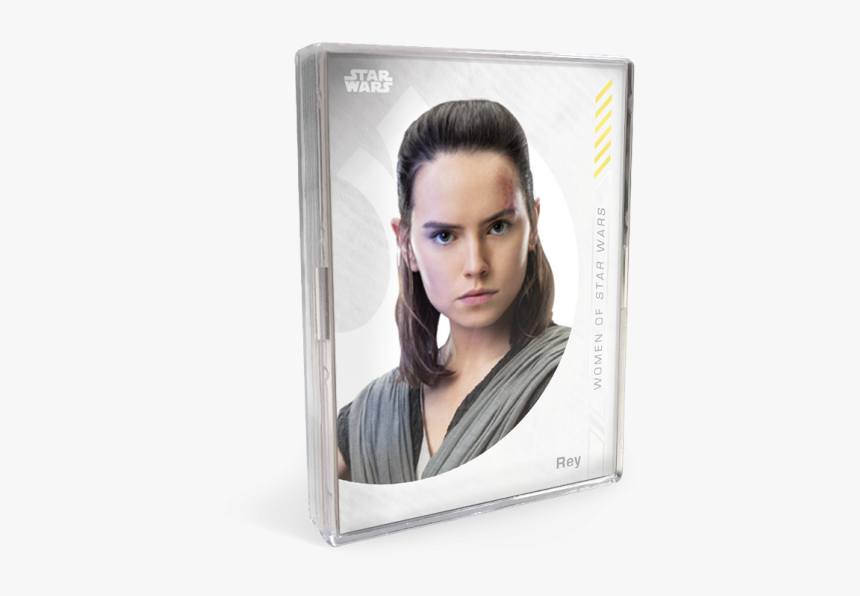 2019 Topps On Demand Set - Star Wars Last Jedi Rey Poster, HD Png Download, Free Download