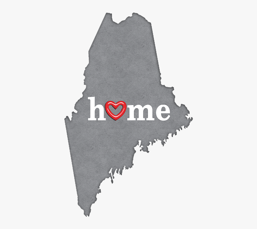 State Of Maine Painting, HD Png Download, Free Download