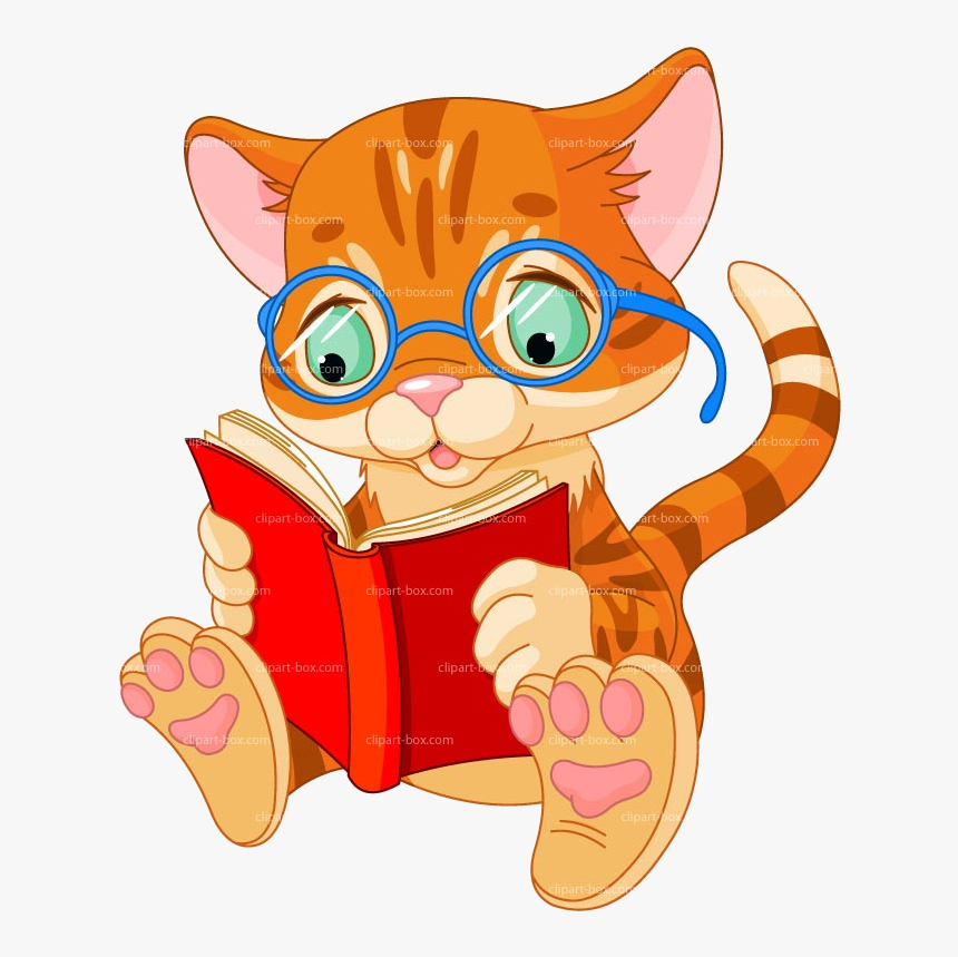 Reading Animals Clipart Free Images Transparent Png Animals Read Clipart Png Download Kindpng