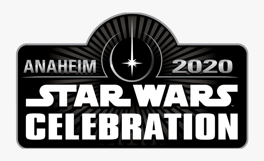 Star Wars Celebration Anaheim 2020 Banner - Star Wars Celebration Anaheim 2020, HD Png Download, Free Download