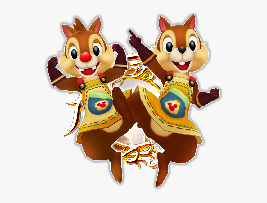 Sp Chip & Dale - Chip And Dale Hd Png, Transparent Png, Free Download
