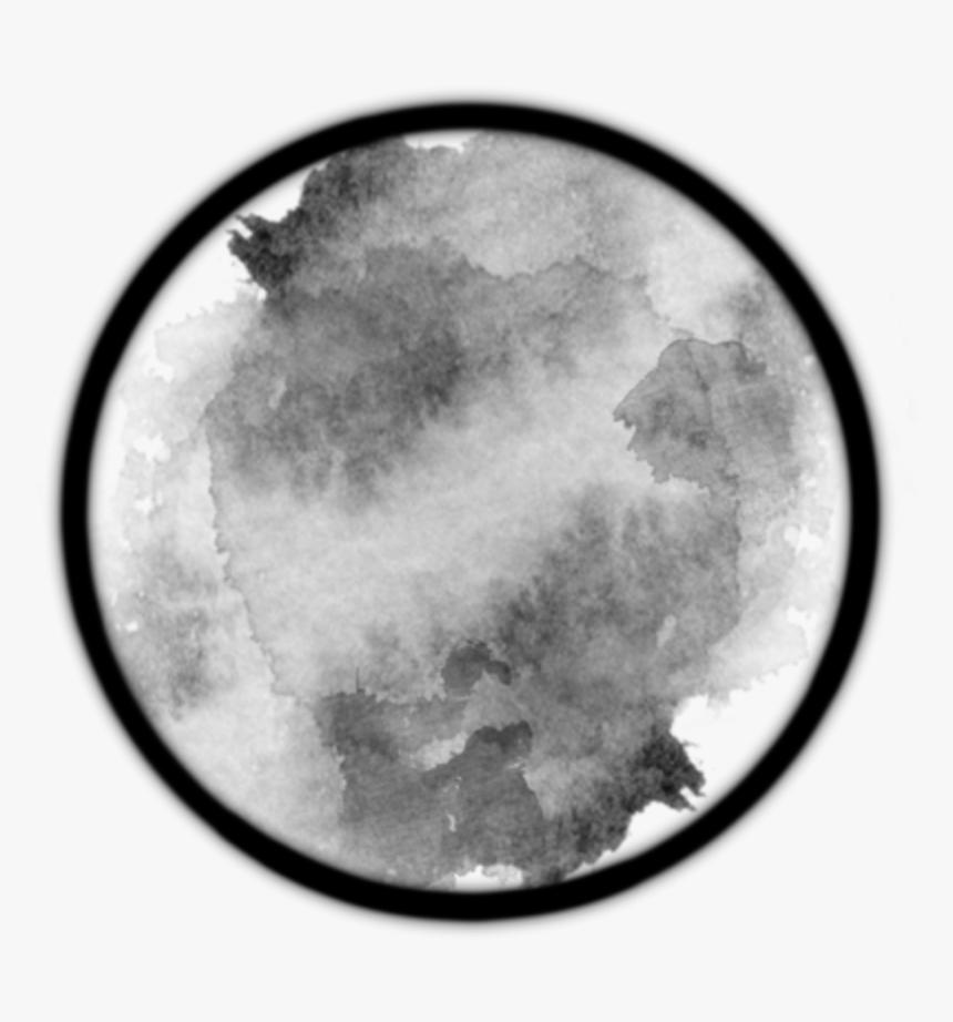 #neon #round#black #freetoedit #circle #frame #border - Round Border Png Red, Transparent Png, Free Download
