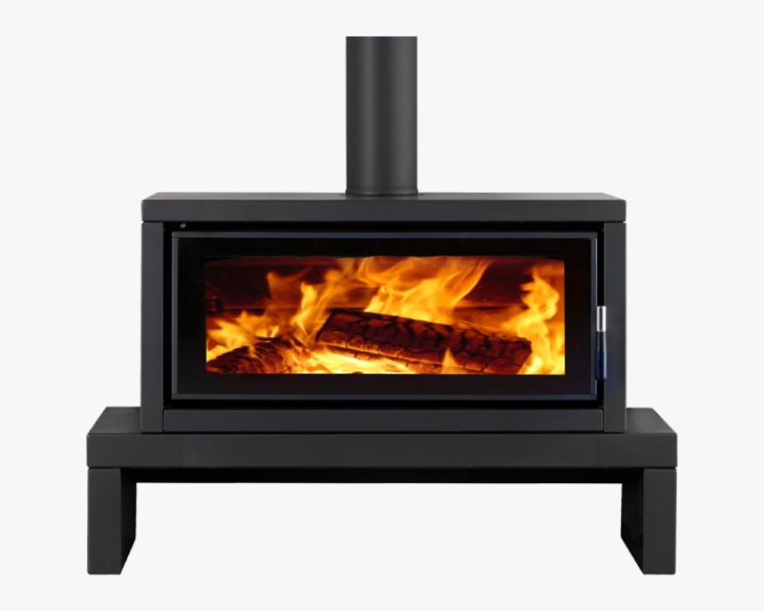 Image Description - Wood-burning Stove, HD Png Download, Free Download