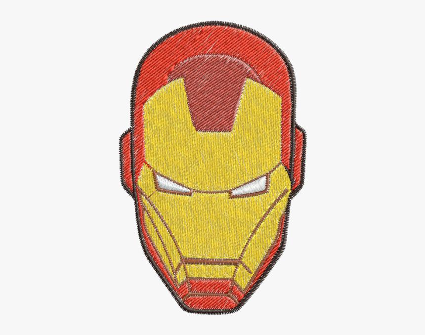 Iron Man Mask Cartoon Png, Transparent Png, Free Download
