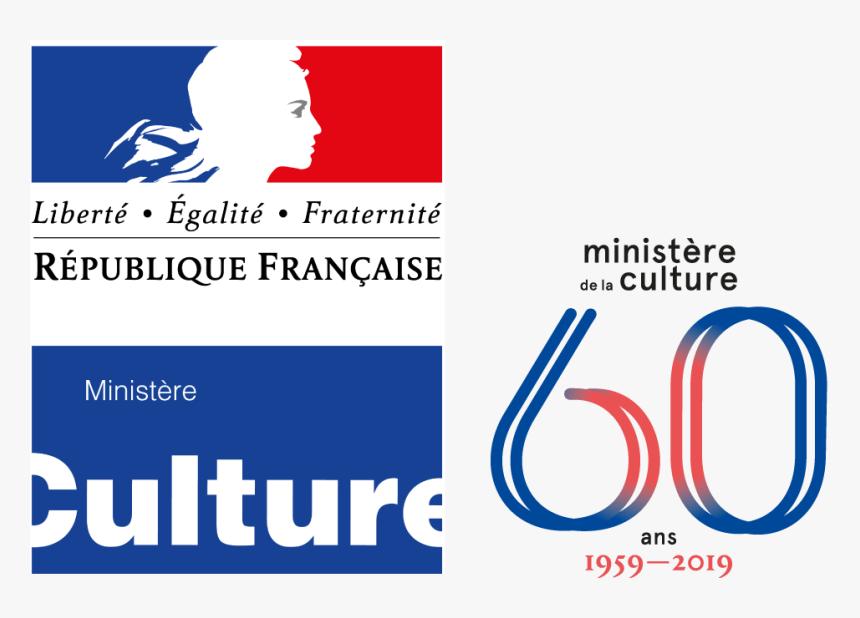 Logo Ministère De La Culture 60 Ans, HD Png Download, Free Download