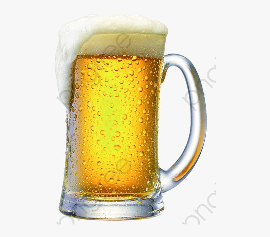 Beer Mug Clipart Chalk - Transparent Background Beer Png, Png Download, Free Download