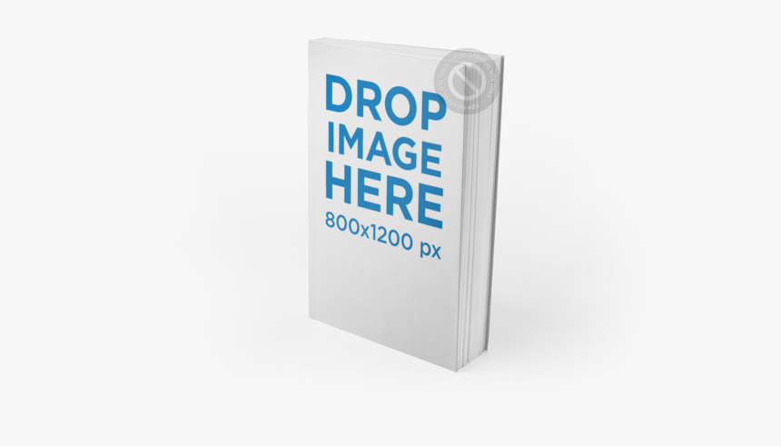 Book Mockup Transparent Background, HD Png Download, Free Download