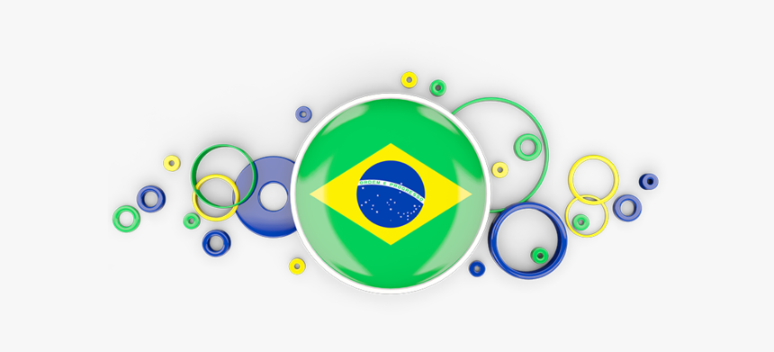 Download Flag Icon Of Brazil At Png Format - Pakistan Flag Background Png, Transparent Png, Free Download