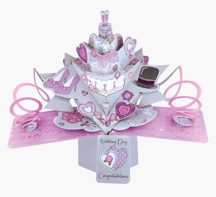 Product Images Of - Pop Up 21st Birthday Card, HD Png Download, Free Download