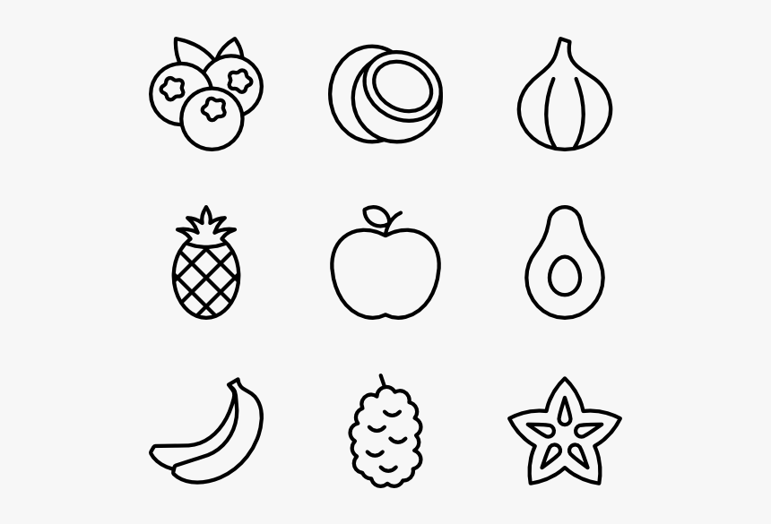 Apple Fruit Icon Vector, HD Png Download, Free Download