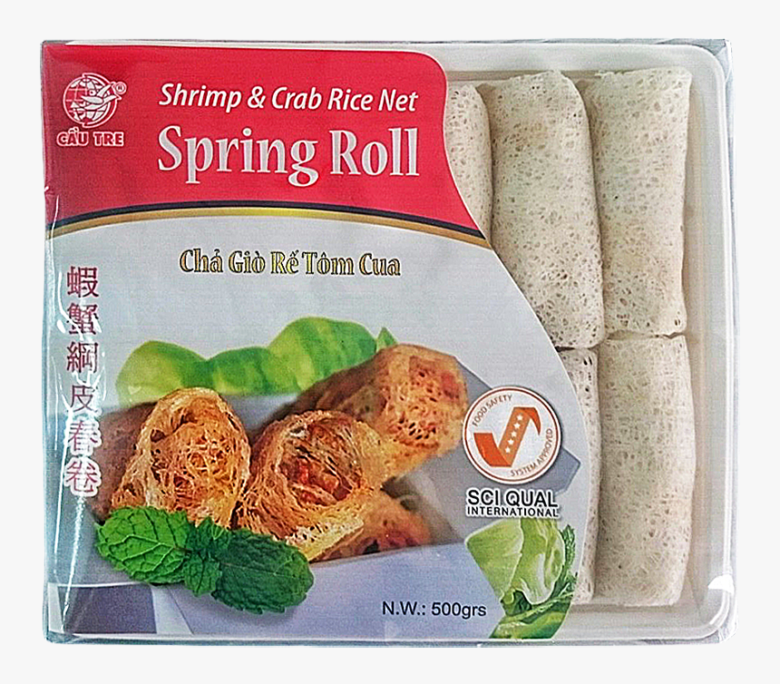 Spring Roll Png, Transparent Png, Free Download