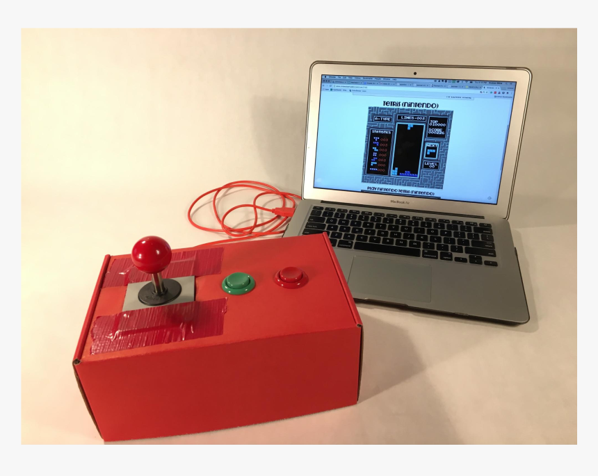 Makey Makey Controllers, HD Png Download, Free Download