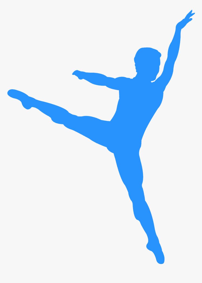 Transparent Male Dancer Silhouette Transparent Cartoons Silhouette Male Ballet Dancer Hd Png Download Kindpng