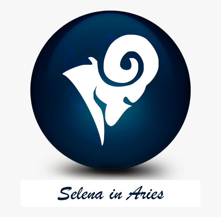 Aries Orb Text - Astrological Sign, HD Png Download, Free Download
