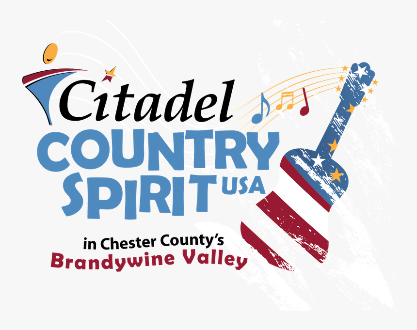 Transparent Country Music Png - Citadel Country Spirit Usa, Png Download, Free Download