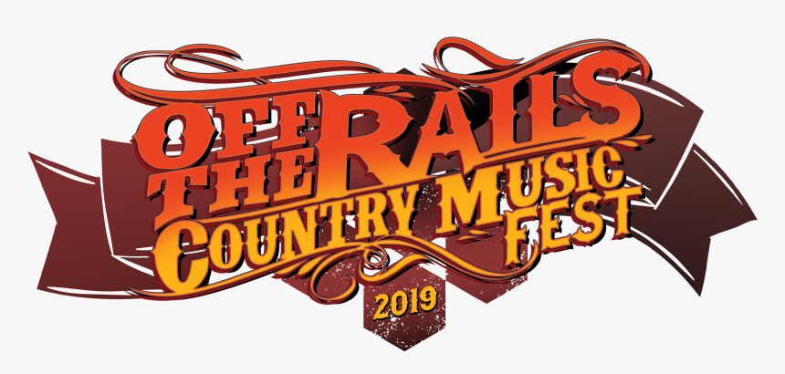 2019 Otr Logo - Off The Rails Country Music Fest 2019, HD Png Download, Free Download