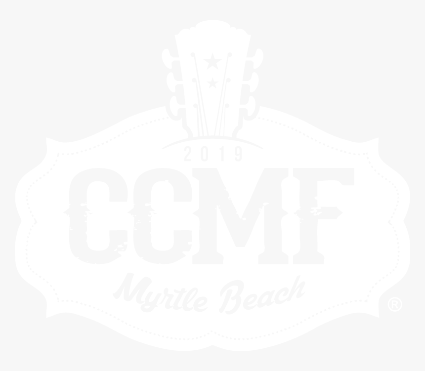Carolina Country Music Fest - Ccmf Festival Logo, HD Png Download, Free Download