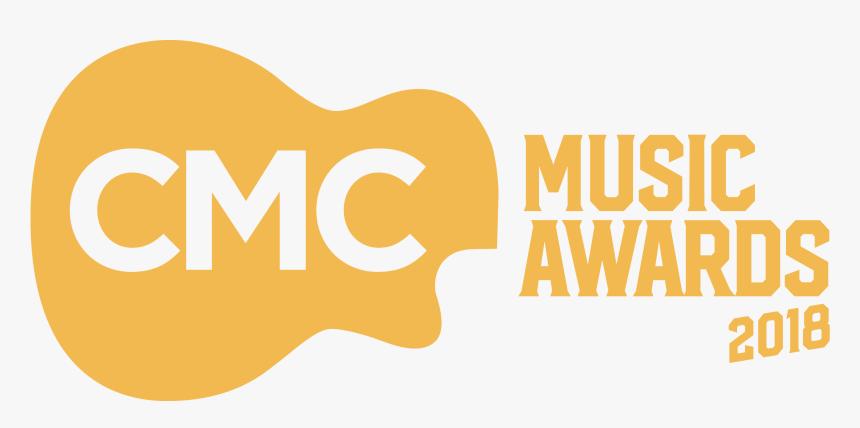 Cmc Logo 5a3073023c023 - Cmc Music Awards 2018, HD Png Download, Free Download