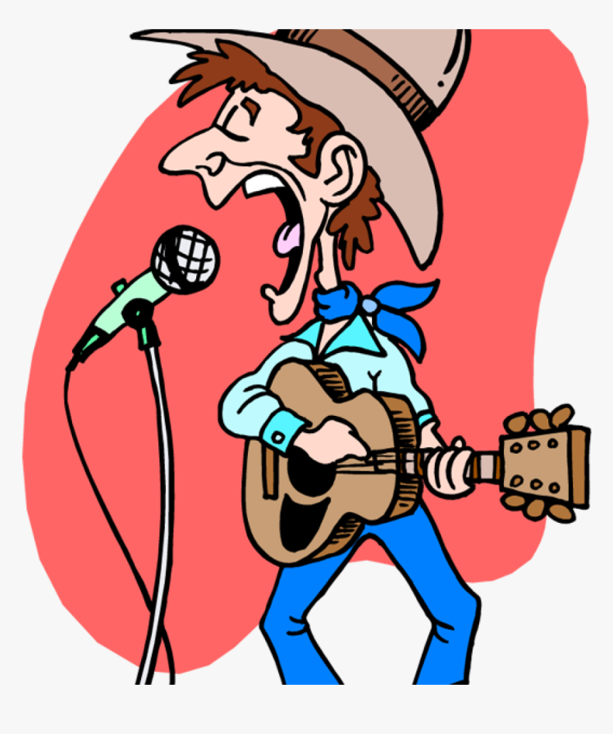 Country Music Football Hatenylo Com Panda Free Ⓒ - Country Music Cartoon, HD Png Download, Free Download