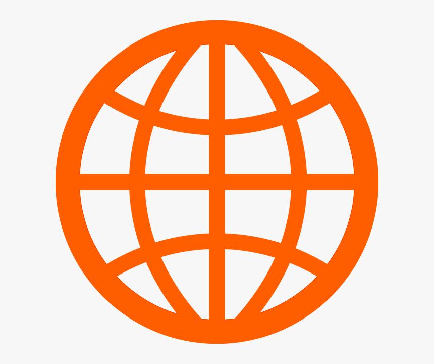 World Wide Web Icon - Website Logo Vector Free Download, HD Png Download, Free Download