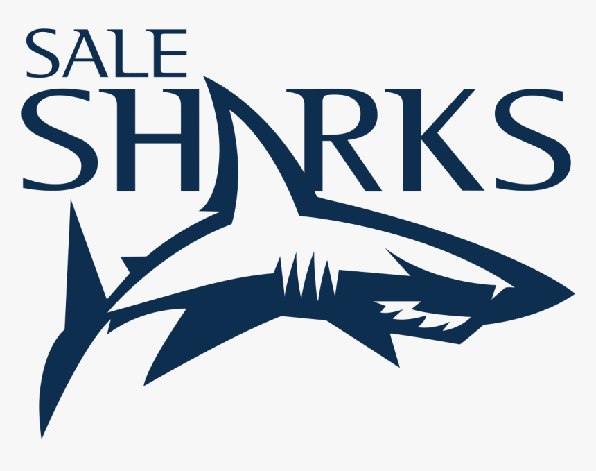 Sale Sharks Rugby Logo, HD Png Download, Free Download