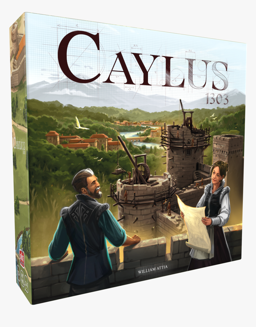 Caylus 1303, HD Png Download, Free Download