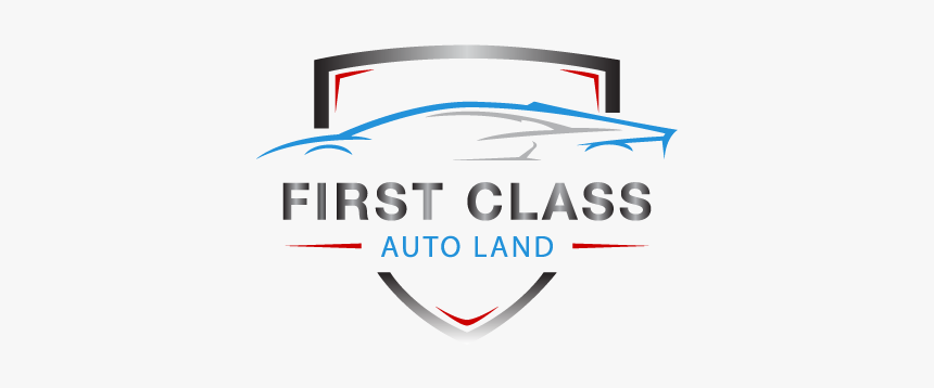 First Class Auto Land Graphic Design Hd Png Download Kindpng