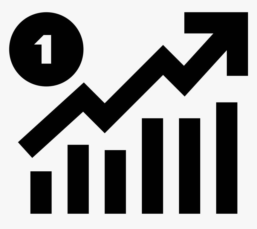 Total Sales 1 Filled - Iconos De Ventas Png, Transparent Png, Free Download