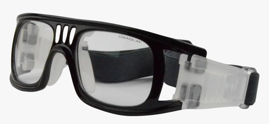 Black Eyeglasses Glasses Frame - Plastic, HD Png Download, Free Download