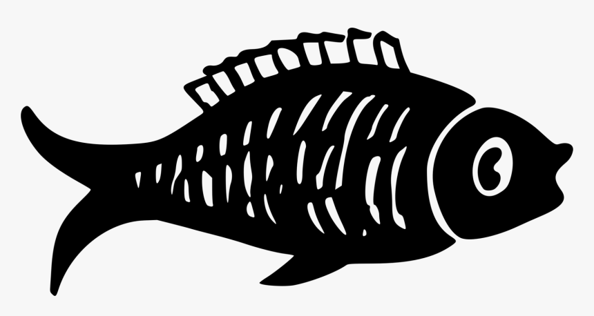 Transparent Fish Silhouette Png - Portable Network Graphics, Png Download, Free Download