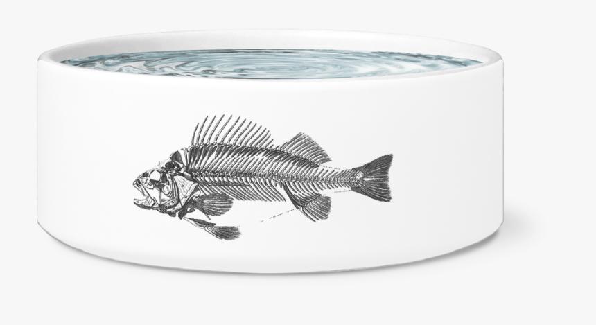 Fish Bone Bowl - Çanakkale Martyrs' Memorial, HD Png Download, Free Download
