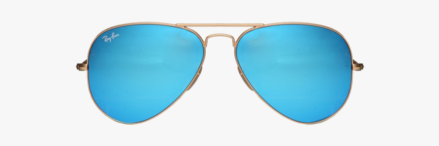 Aviator Sunglasses Png - Blue Sunglasses Transparent Background, Png Download, Free Download