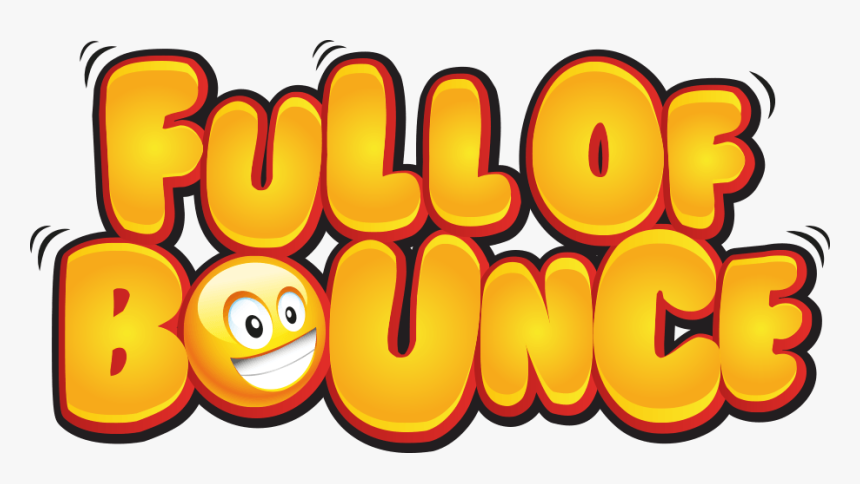 Full Of Bounce Inflatables Hire - Smiley, HD Png Download, Free Download