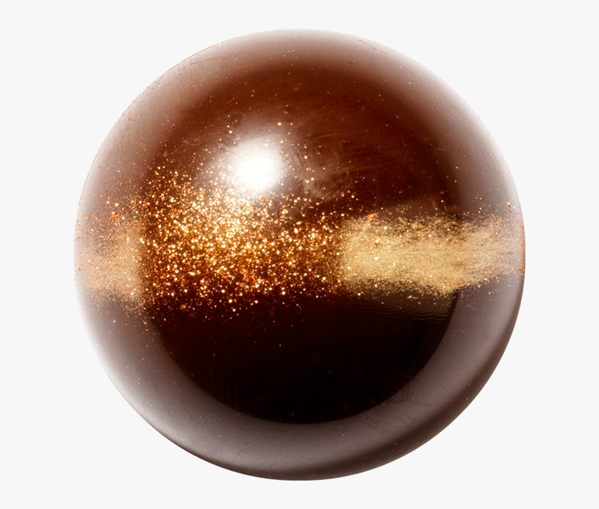Transparent Gold Ball Png - Metallic Copper Gold Color, Png Download, Free Download