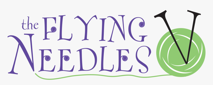 Clip Art Free Download The Flying Yarn Spinning Crochet - Lavender, HD Png Download, Free Download
