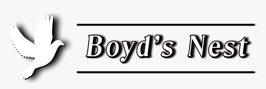 Boyds Nest White Doves - Calligraphy, HD Png Download, Free Download