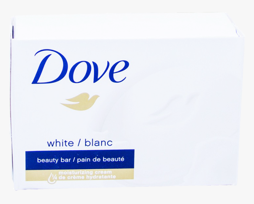 Dove Soap White Blanc 113 Gm - Dove, HD Png Download, Free Download
