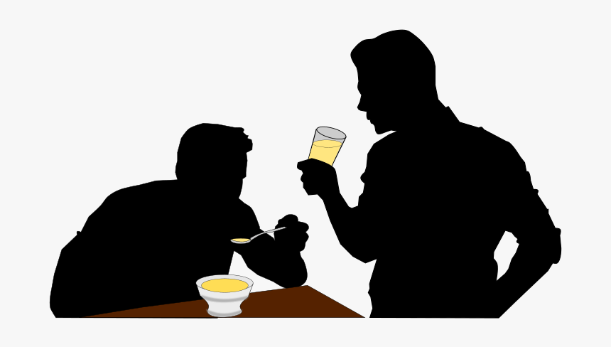 Download Eating Png Image - Eating And Drinking Clipart, Transparent Png, Free Download