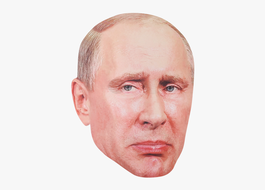 Putin Head Png Man Transparent Png Kindpng